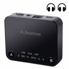Bluetooth передатчик Avantree Audikast TC418