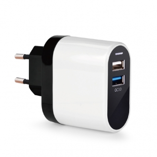 Зарядное устройство Avantree TR603 23W/4.5A 2-Port USB Wall Charger фото 178